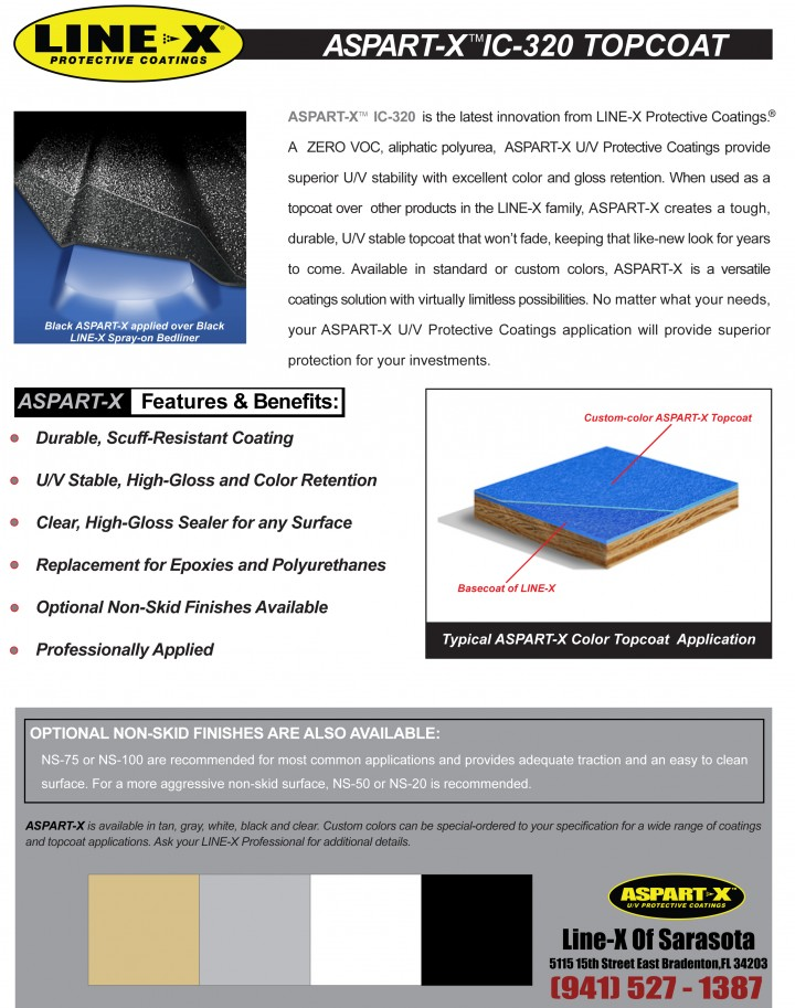 Aspart-X High Performance Floor Systems!